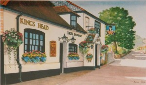 Kings-Head-Kingsdown-painting